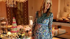 2. Kind kommt bald: Nicky Hilton feiert süße Baby-Party!