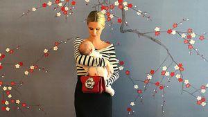 Zwei Monate nach Geburt: Nicky Hilton zeigt 1. Baby-Foto!