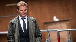 Rührend: Wegen seiner Tochter kamen Nico Rosberg die Tränen