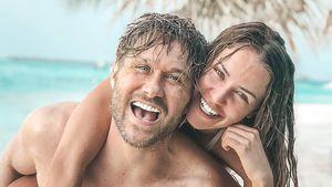 Nach Liebes-Comeback: Nico Schwanz und seine Julia im Urlaub