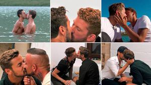 Kuss-Rekord: Prince Charming küsst fünf Jungs in einer Folge