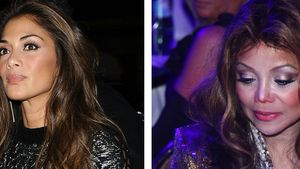 Nicole Scherzinger sieht aus wie La Toya Jackson!