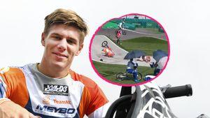 Olympia-Schock: BMX-Star hatte üblen Crash bei Übungsrunde