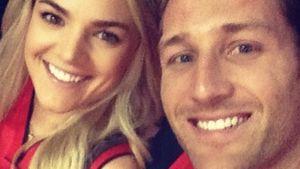 So happy ist Nikki Ferrell mit ihrem US-Bachelor