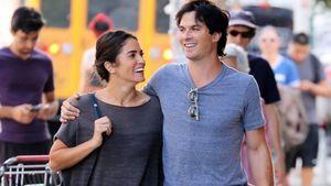Nikki Reed und Ian Somerhalder verliebt in New York