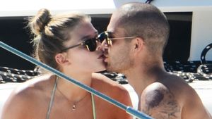 Ertappt! The Wanted-Max George knutscht Nina Agdal