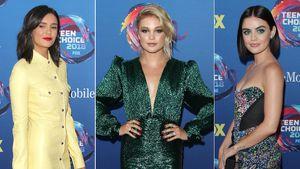 Teen Choice Awards 2018: Die coolen Looks der Promi-Ladys!