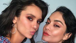 Fans staunen: Nina Dobrev & Vanessa Hudgens sehen gleich aus