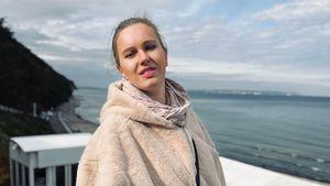 Camgirl Nina König in Sorge: Sie hatte einen Blasensprung