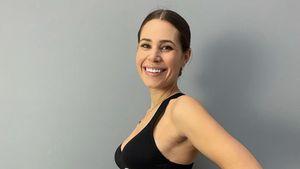 Zu viel Milch? Nina Noels Brüste tropfen nach der Geburt