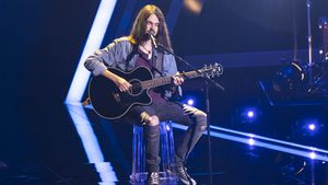 """The Voice of Germany"": Noah Sam singt, um nicht zu stottern"