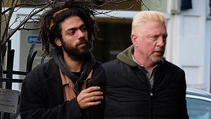 Naschen mit Noah: So feiert Boris Becker seinen 50. B-Day!