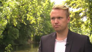 Noel Terhorst, Ex-DSDS-Kandidat 2015