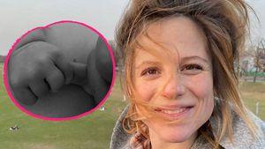 """Baby da: Ex-""""Unter uns""""-Star Nora Koppen ist Mama geworden"""