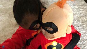 Mini-Superhelden: So war Halloween im Hause Kardashian-West