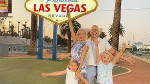 In Las Vegas: Familie Kolenitchenko startet neues Kapitel