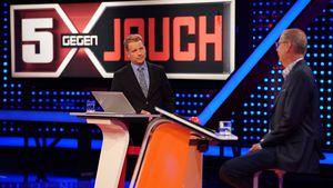 """""""5 gegen Jauch"""": Wer konnte die Show für sich entscheiden?"""