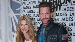 Oliver Sanne mit seiner Freundin Vivien Konca