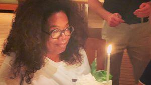 Oprah Winfrey feierte Geburtstag auf 300-Millionen-Jacht!