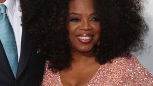 Oprah Winfrey zeigt ihren riesigen Mega-Afro