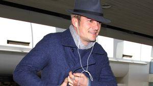 Orlando Bloom am Flughafen von Los Angeles