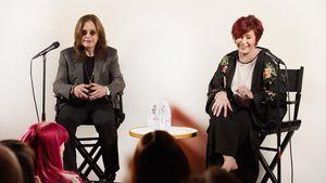 Für Affären-Geständnis: Sharon Osbourne gab Ozzy Drogen