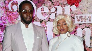 P. Diddy schenkt seiner Mama zum 80. eine Million US-Dollar
