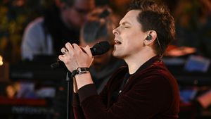 """Gänsehaut-Moment: Paddy Kelly rührt """"Sing meinen Song""""-Stars"""