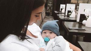Zuckersüß! Paola Maria teilt wieder Mama-Sohn-Schnappschuss