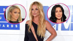 Paris Hilton, Cher & Co.: Promis supporten Britney Spears