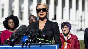 Paris Hilton setzt sich gegen Missbrauch an Kindern ein!