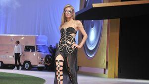 Catwalk-Queen: Paris Hilton begeistert auf der Mailänder FW