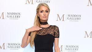 Sieht Paris Hilton die Trennung etwa als positives Omen?