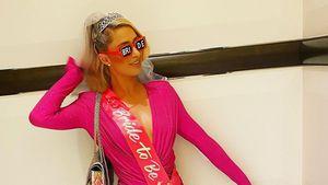 In Las Vegas: Paris Hilton feiert Bachelor-Party mit Carter