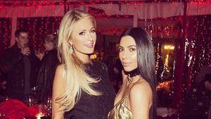 Das sagt Kim K.: Will sie zu Paris Hiltons Hochzeit gehen?