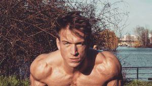 BTN-Star, Stripper, Papa: Gelingt Patrick Fabian der Spagat?