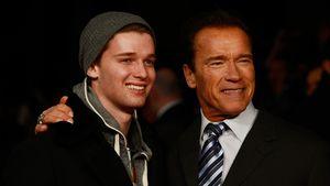 Für Papa Arnold: Patrick Schwarzenegger stoppte Gras-Konsum