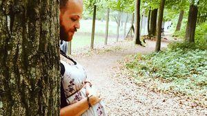 """""""Unter uns""""-Star Patrick: Babybauch-Update mal ganz anders"""