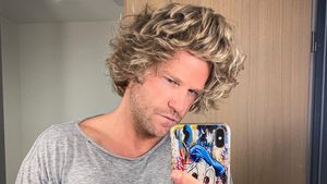 Blonde Beach-Wellen: Paul Janke überrascht mit Strubbel-Look
