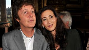 Paul McCartney und seine Nancy feiern neunten Hochzeitstag