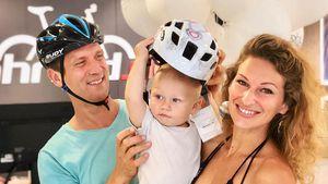 Reaktion auf Shitstorm? Peer und Janni kaufen EO einen Helm