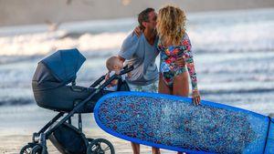 Trennungsgrund Baby: Vollblutpapa Peer Kusmagk schockiert!