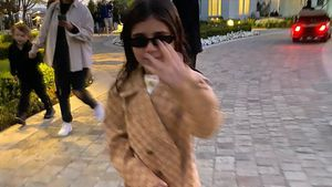 Penelope Disick (7) verzaubert mit ihrem Fashion-Feingefühl