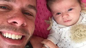 1. Baby-Selfie! Perez Hilton zeigt endlich seine Tochter Mia