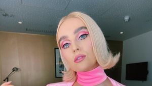 Little-Mix-Perrie oder Katy Perry: Wer strahlt hier in Pink?