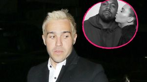 Kim Kardashian, Kanye West und Pete Wentz