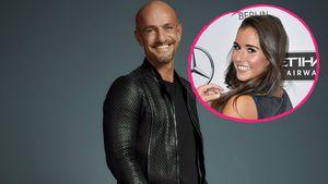 Model Agent Peyman Amin; Sängerin Sarah Lombardi