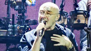 Nach üblem Sturz: Phil Collins kämpft sich zurück auf Bühne!