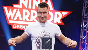 "Nach Team-Sieg: Philipp Boy solo bei Normalo-""Ninja Warrior"""