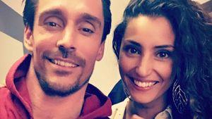 Philipp Christopher und Nadine Menz, Serien-Schauspieler